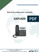 GXP1450-Configuração-e-Manutenção