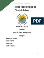 Bdd Unidad 2