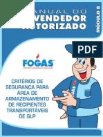 Manual Do Revendedor GLP Autorizado Fogás - Módulo 8