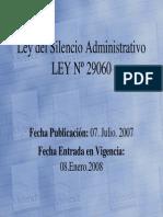 detalle ley29060