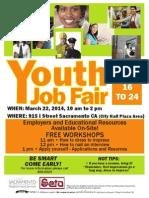 Youth Job Fair 2014