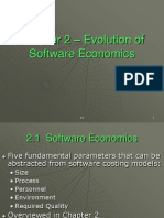 6516.Chapter2 Evolution of Software Economics
