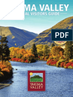 Yakima Valley Official Visitors Guide - 2014