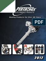 Pertronix Ignition Catalog 2012