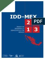 2013 - IDD-Mex2013