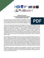 Manifiesto a la Nación - Unidad de Acción Sindical - 7 marzo 2014