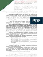 Discurso de Formatura Panorama Biblico 2013