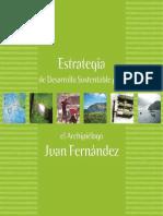 Estrategia de desarrollo sustentable para el Archipiélago Juan Fernández