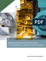 Catalogo Motores Electricicos 2012 Ventiladores