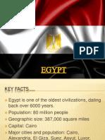 geog egypt