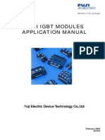 Fuji Igbt Application Manual