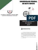 Manual Do Aluno 2009