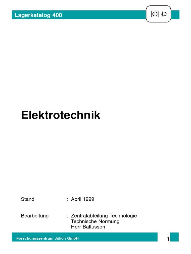 Elektrotechnik 400 1 for Nc elektrotechnik