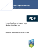 Learning Logs Journals