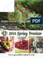 Gooseberry Spring Preview 2014