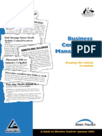 Business Continuity Management Guide