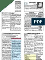EMMANUEL Infos (Numéro 104 du 02 Mars 2014)