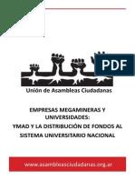 Informe Uac Sobre Fondos Alumbrera