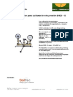Banco Comparador Manual