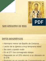 San Gregorio de Nisa