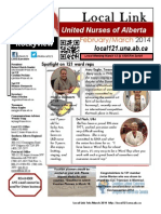 Feb March 2014 Newsletter