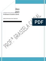 400 QUESTÕES CESGRANRIO - PORTUGUÊS - GRASIELA CABRAL