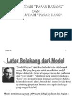 Eko. Makro - Model is Lm1
