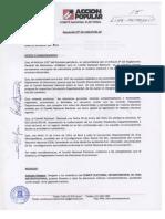 Comité Electoral Departamental Lima Metropolitana 2014