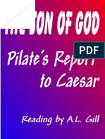 Pilates Report to Caesar