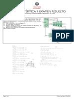 Ingeniería Térmica II · 2009-05-19 - RESUELTO