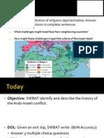 2014 - Israeli - ArabPalestinian Conflict-2014