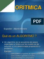 ALGORITMICA2