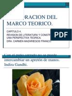 Elaboracion Del Marco Teorico Capitulo 4
