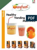 Oranfresh Vending Division Brochure ITA-EnG