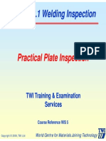 2-CSWIP Practical Plate Examples