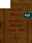 (1927) Complete History of the Southern Illinois' Gang War