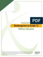 Framework Kto12well