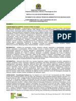 EDITAL_Nº_02_2014_-_TAE_-_EDITAL_COMP_01_-_CONTEÚDO_PROGRAMÁTICO