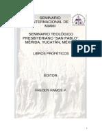 LIBROS HISTÓRICOS - Freddy Ramos