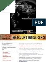 Masculine Intelligence