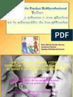 Taller Estilos de Crianza Escuela Manzanares 2013