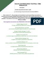 Crear un USB de rescate con Hirens Boot 10.0 Final y Mini Windows XP By Jostey.pdf