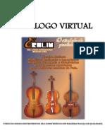Catalogo Virtual- Particular 2013