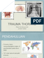 Raka Trauma Thorax
