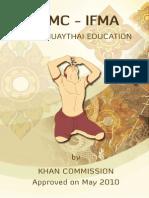Khan Muaythai Education Syllabus v.2013 (With English Translation)