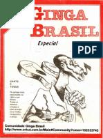 Ginga Brasil Especial - Grupo Raça