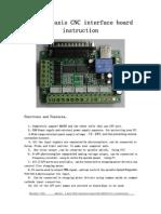 5 Axis Manual