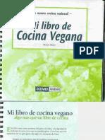 Libro de Cocina Vegana