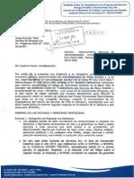 carta carhuancho