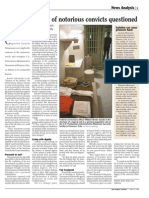 Prison Treatment of Notorious Convicts Questioned - Our Sunday Visitor June 25, 2006 by Stephen James